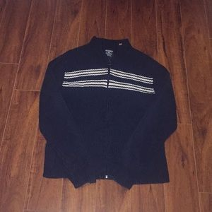 Polo by Ralph Lauren Vintage Zip Up Sweater